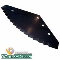 Нож BVL 79723 (с наплавкой)